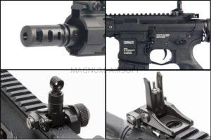 Автомат GC16 Warthog 9' EGC-WAR-009-BNB-NCM (125-135m/s) (G&G)
