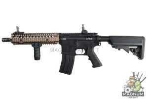 G&P Daniel Defense MK18 Mod I - Sand on Black