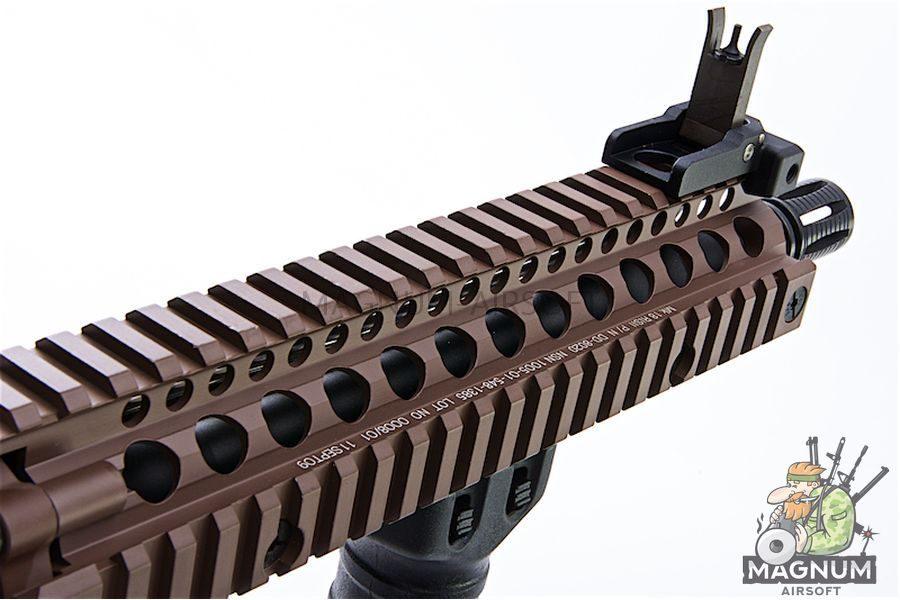 G&P Daniel Defense MK18 Mod I - Cerakote Chocolate Brown