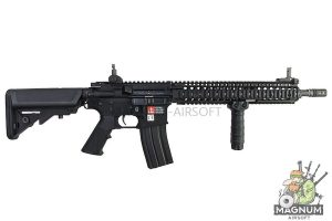 G&P Daniel Defense M4A1 AEG - Black