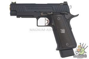 EMG SAI 4.3 Gas Blowback Pistol - Black (by AW Custom)