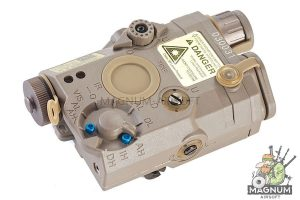 Element LA-5 PEQ15 Integrated Pointer / Illuminator Module (IPIM) Laser Device - DE
