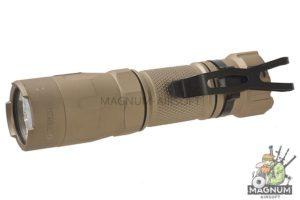 OPSMEN FAST 301 Compact Tactical Flashlight (800 Lumen) - DE