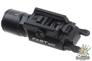 OPSMEN FAST 401 Ultra High Output Pistol Light (800 Lumen)
