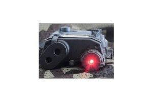 FMA PEQ 15 LA-5 Battery Case with Red Laser (корпус под АКБ с ЛЦУ) AS-BA0003DE