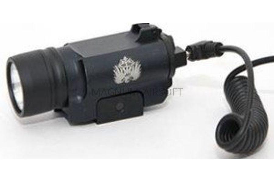 ФОНАРИК M3 LED на RIS AS-FL0037