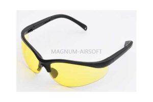 Очки защитные G-07-129 Yellow (G&G)