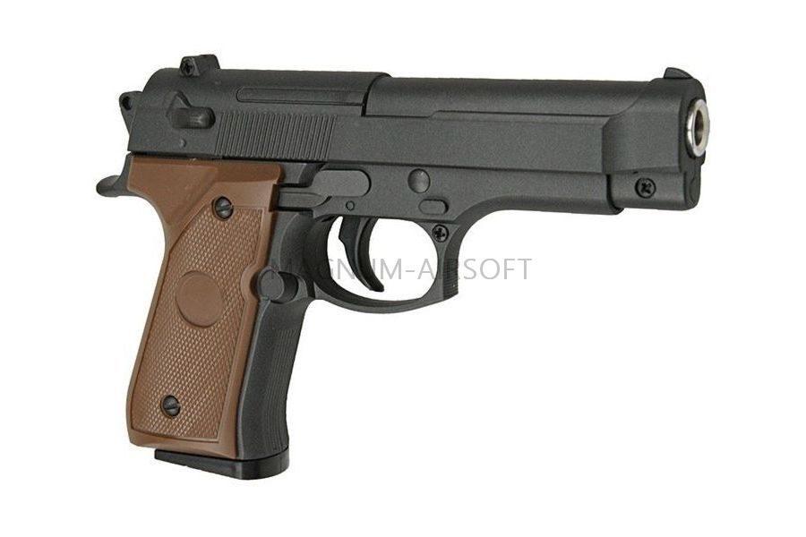 ПИСТОЛЕТ Beretta 92 (Galaxy) G.22 SPRING