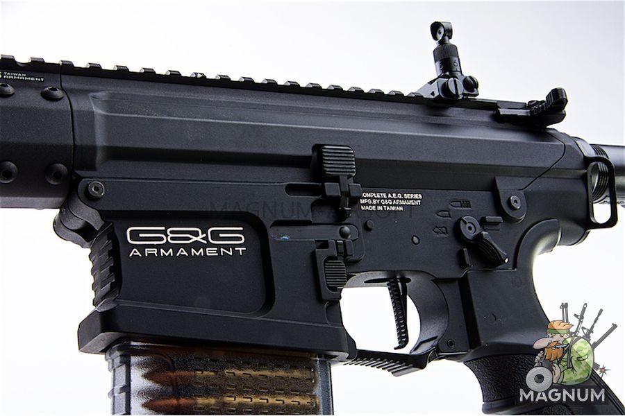 G&G TR16 MBR 308WH AEG - Black