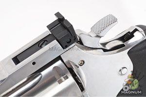 Gun Heaven ASG Dan Wesson 715 6 inch 6mm Co2 Revolver - Silver