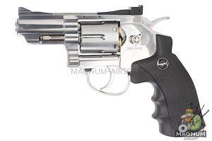 Gun Heaven (WinGun) 708 2.5 inch 6mm Co2 Revolver - Silver