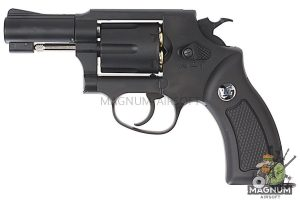 Gun Heaven (WinGun) 731 Sheriff M36 2.5 inch Co2 Revolver - Black