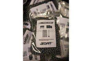 GEOFFS BBS 0.50 grey color 1.000 pcs NON BIO