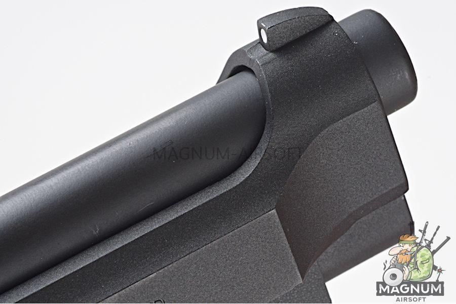 Gun Heaven (JP) M92 Full Metal Gas Pistol (6mm) - Black