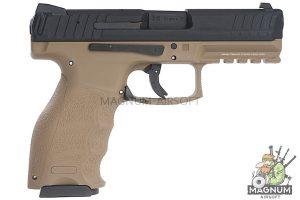 Umarex VP9 GBB Pistol - TAN (Asia Version) (Asia Edition) (by VFC)