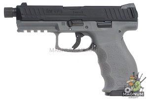 Umarex VP9 GBB Pistol (Threaded Barrel Version) (by VFC) - Grey (Asia Edition)