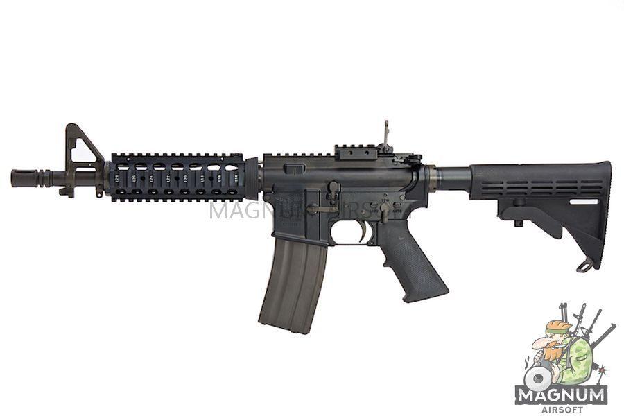 GHK M4 RAS GBB 10.5 inch V2 Navy Seal - Black