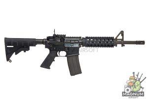 GHK COLT Licensed M4 RAS GBB 12.5 inch V2 - Black