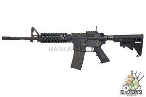 GHK M4 RAS GBB 14.5 inch V2 2019 Navy Seal - Black