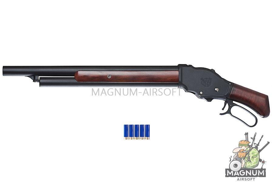 Gun Heaven T2 Shotgun (Wood)