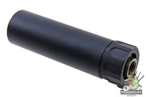 GK Tactical SOCOM556 Mini 2 Suppressor (14mm CCW) - Black