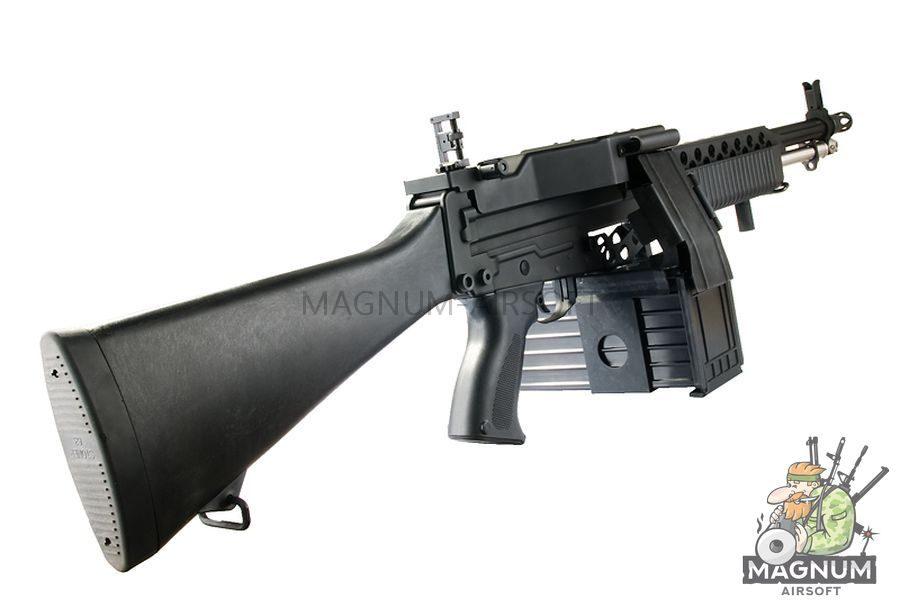 G&P U.S. Navy MK23 MG