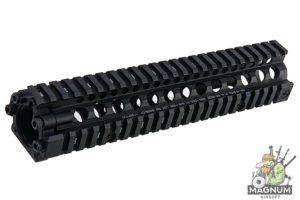 G&P DD MK18 M4A1 RIS II for For Toyko Marui M4 / M16 Series- Black