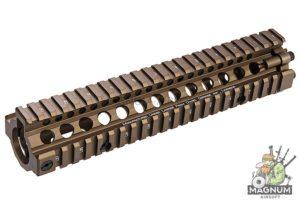 G&P DD MK18 M4A1 RIS II for For Toyko Marui & G&P M4 / M16 Series - Sand