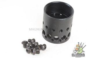 G&P MOTS II 16.2 Inch Keymod for Tokyo Marui M4 / M16 Series - Sand