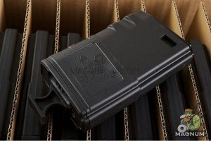 G&P Skull Frog 140rds Magazine w/ Handle (Black) for Tokyo Marui M16 Series (10pcs / Set)