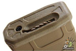 G&P GMAG 340rds Hi-Cap Magazine (FDE) for Tokyo Marui M16 Series (5pcs / Set)