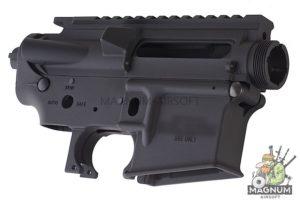 G&P M4A1 Taper Metal Receiver for Tokyo Marui M4 / M16 Series - BK
