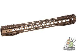 G&P 16.2 inch M-Lok for Tokyo Marui M4 / M16 & WA M4A1 Series - Sand