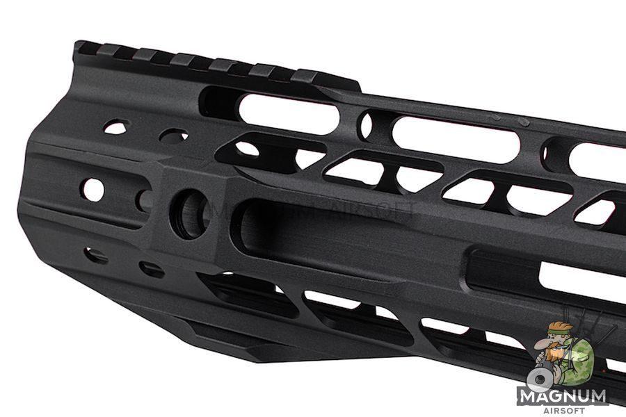 G&P 16.2 inch Upper Cut M-Lok for Tokyo Marui M4 / M16 & WA M4A1 Series - Black