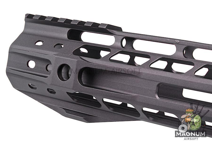 G&P 16.2 inch Upper Cut M-Lok for Tokyo Marui M4 / M16 & WA M4A1 Series - Gray