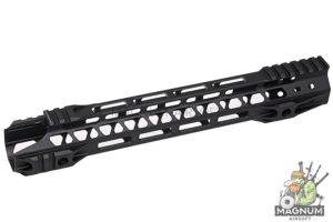 G&P 12.5 inch Upper Cut M-Lok for Tokyo Marui M4 / M16 & WA M4A1 Series - Black