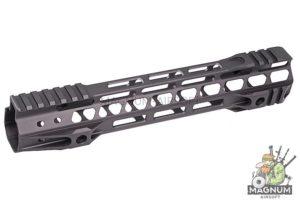 G&P 10.75 inch M-Lok for Tokyo Marui M4 / M16 & WA M4A1 Series - Gray
