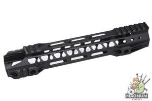 G&P 10.75 inch Upper Cut M-Lok for Tokyo Marui M4 / M16 & WA M4A1 Series - Black