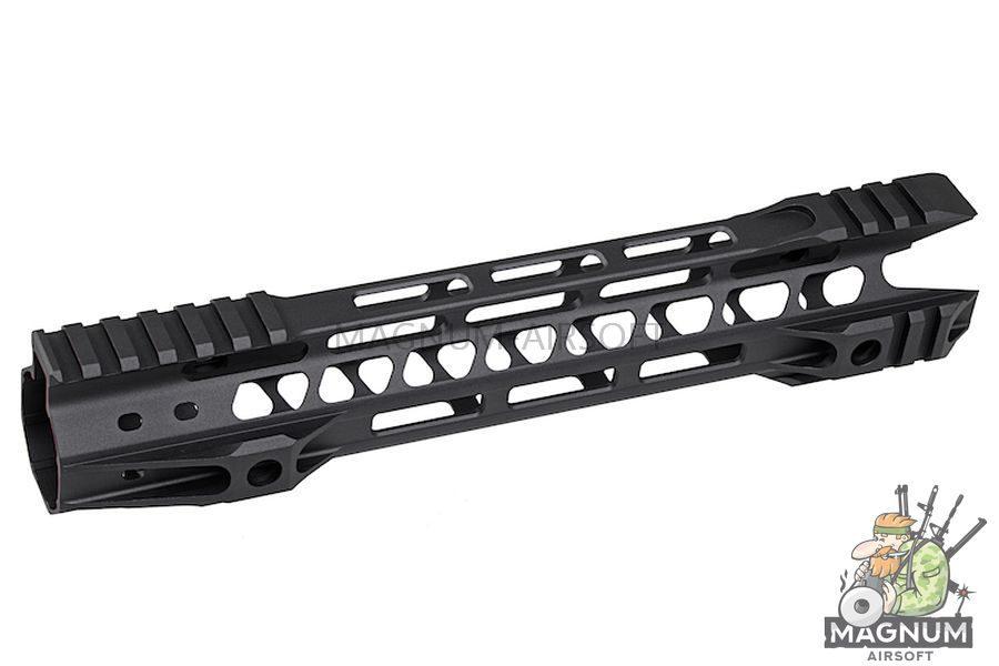 G&P 10.75 inch Phantom M-Lok for Tokyo Marui M4 / M16 & WA M4A1 Series - Black