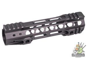 G&P 8 inch M-Lok for Tokyo Marui M4 / M16 & WA M4A1 Series - Gray