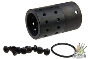 G&P Multi-Task Fore Change System 10.75 Inch M-Lok (Slim) for G&P M.T.F.C. System - Gray