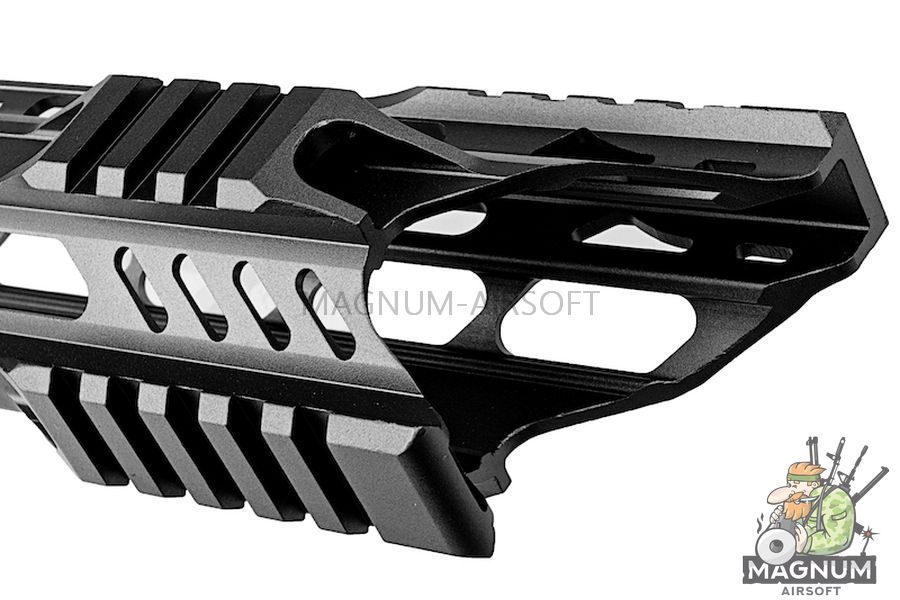 """G&P Multi-Task Fore Change System 16.2"""" Inch Shark M-Lok for G&P M.T.F.C. System - Black"""