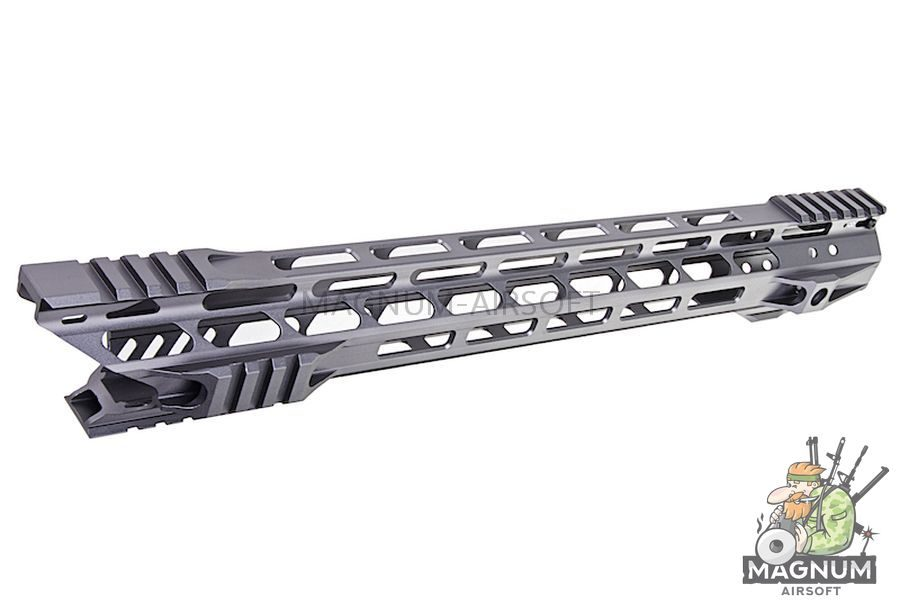 "G&P Multi-Task Fore Change System 16.2"" Inch Shark M-Lok for G&P M.T.F.C. System - Gray"