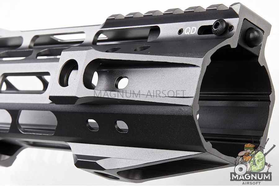 G&P Multi-Task Fore Change System 8 Inch Shark M-Lok for G&P M.T.F.C. System - Gray