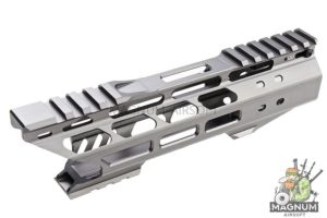 G&P Multi-Task Fore Change System 8 Inch Shark M-Lok (Slim) for G&P M.T.F.C. System - Gray