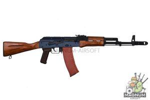 WE AK74 GBB Rifle (Real Wood Version)