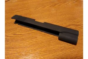Guarder Aluminum Slide for MARUI HI-CAPA 5.1 - Blank (Black)