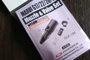 Guarder Enhanced Loading Muzzle & Valve Set for MARUI G17/22/26/34