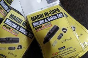 Guarder Enhanced Loading Muzzle & Valve Set for MARUI HI-CAPA
