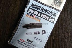Guarder Enhanced Loading Muzzle & Valve Set for MARUI M1911/S70